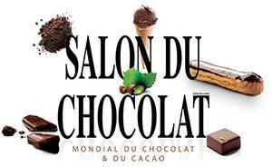 Helen Chocolate presente en el Salon du Chocolat de París