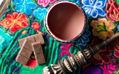 Receta de Chocolate Caliente a la Mexicana