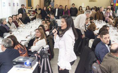 Cata de chocolates y vinos de La Rioja
