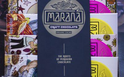 Los chocolates peruanos Maraná ya de venta en España