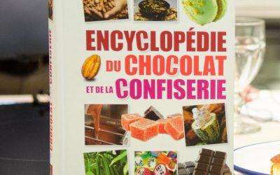Enciclopedia sobre el chocolate y la confitería