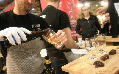 Maridaje de chocolate fino y cervezas artesanales
