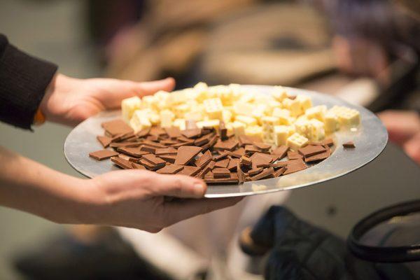 Cata de Chocolates en Madrid