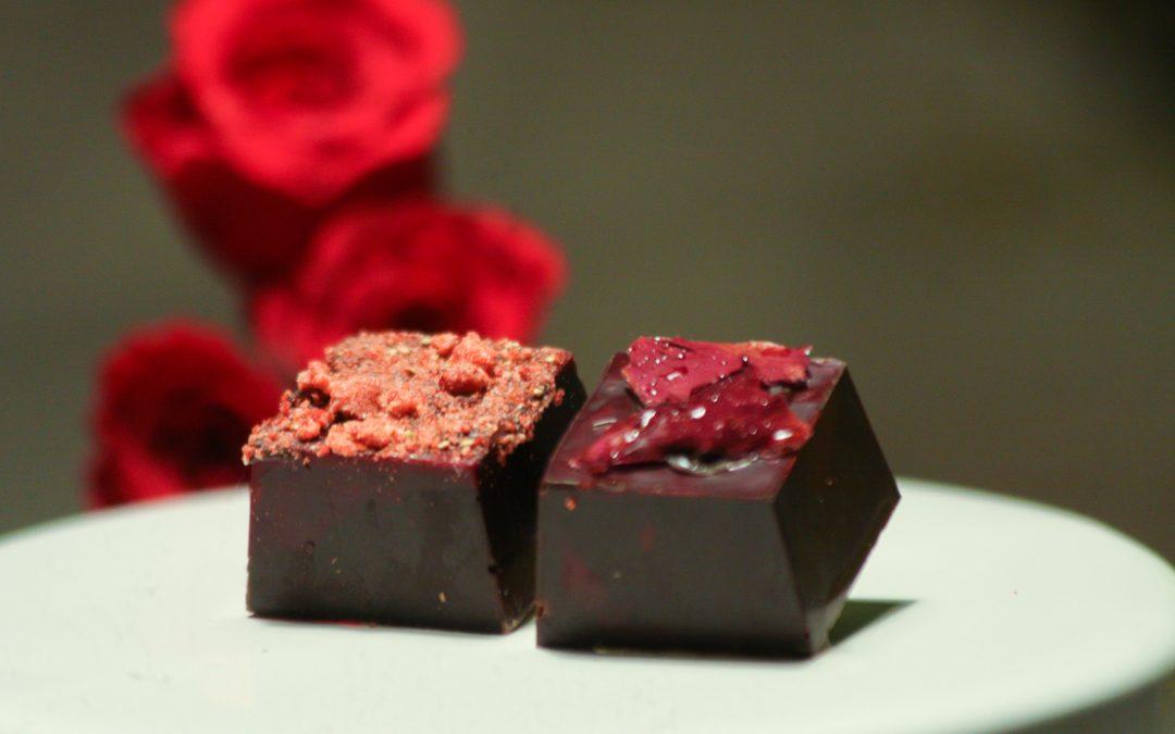 8 Ideas de Regalos de Chocolate para San Valentín 2018 en Madrid