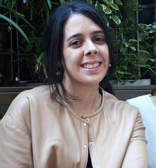 Libertad Santiago: Ganadora de la semifinal de España del C3 de Varlhona
