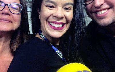 Entrevista a Helen López en la Cadena Ser de Madrid