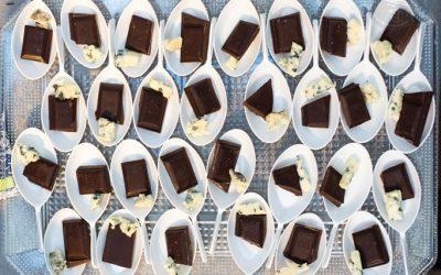 Maridaje chocolate y quesos