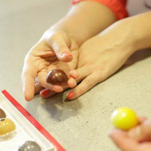 Cata de Chocolate en Madrid del sábado 06 de octubre