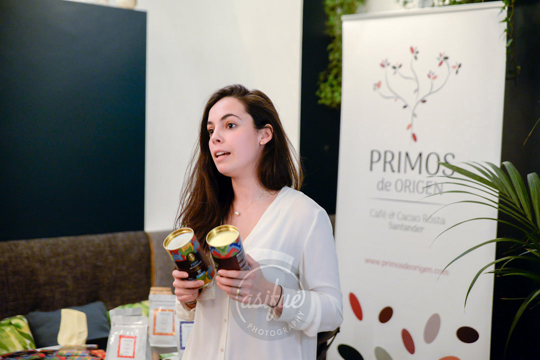 Conferencias del Salón del Chocolate de Madrid de 2018: Mary Lozada