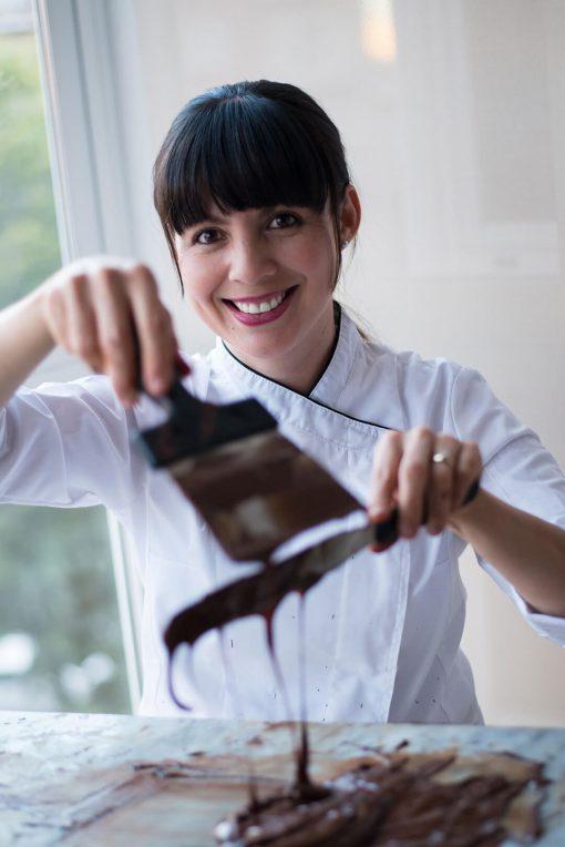 Curso básico de chocolate en Madrid