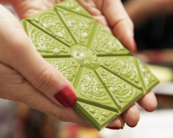 cata de chocolates de Japón