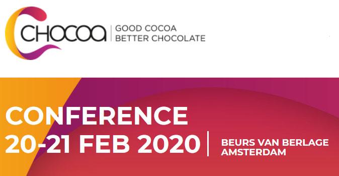5 razones para ir a la feria de chocolate de Amsterdam CHOCOA 2020