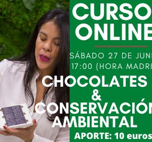 curso online chocolate y conservación