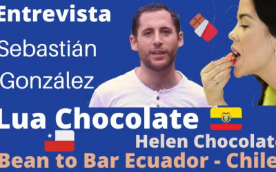 Lua Chocolate: la mejor barra de chocolates oscuro de Ecuador