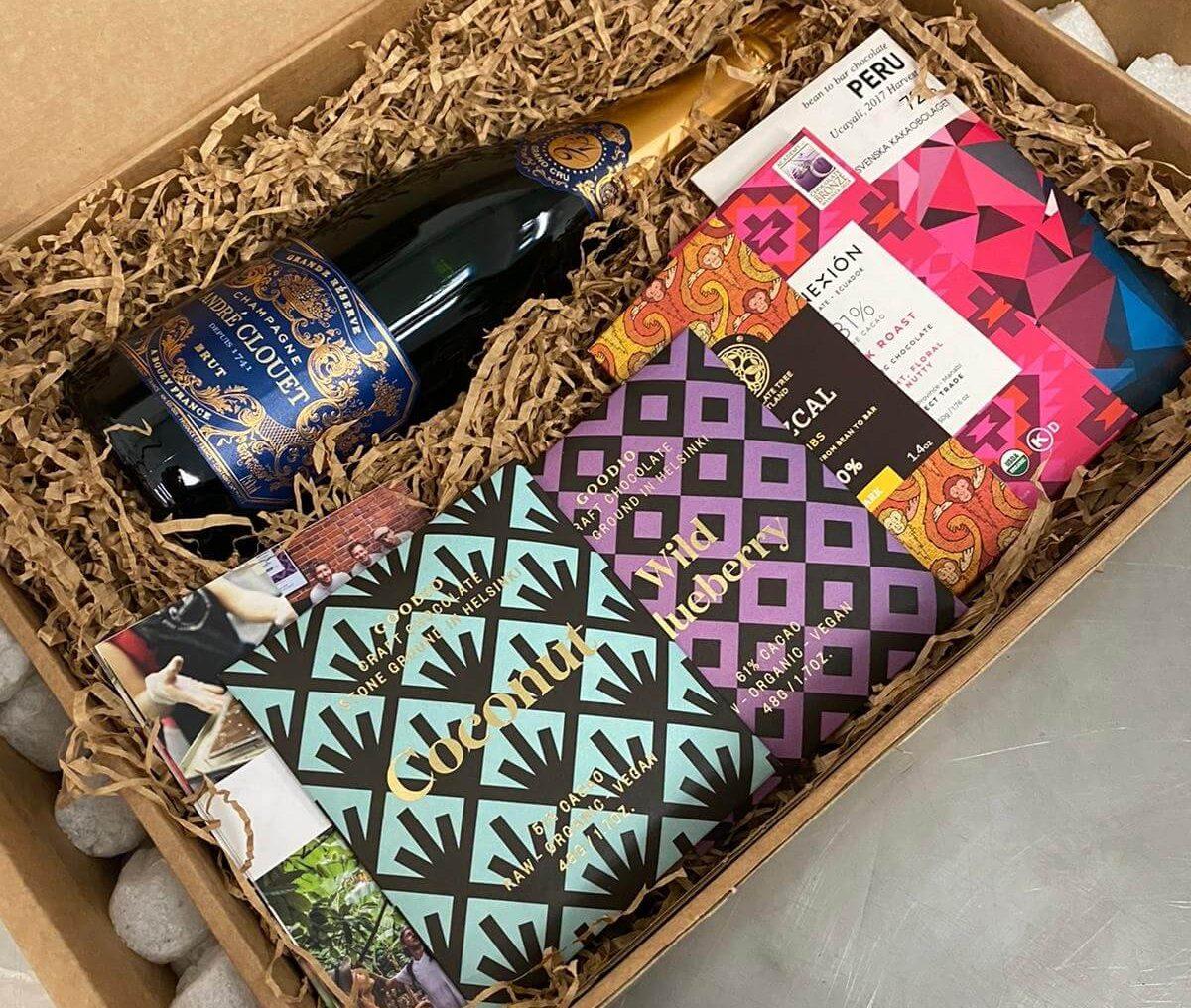 cajas para cata de chocolates para empresas online