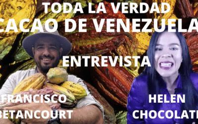 Entrevista a Francisco Betancourt de Chocolates El Rey de Venezuela