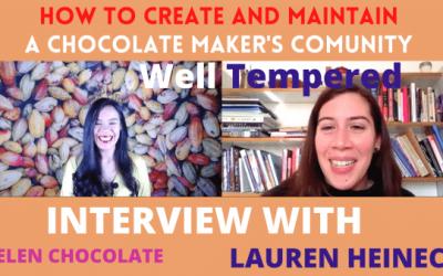 Interview to Lauren Heineck