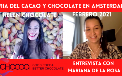 Feria de cacao y chocolate de Amsterdam