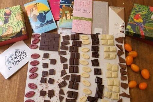 Cata de Chocolates de Brasil