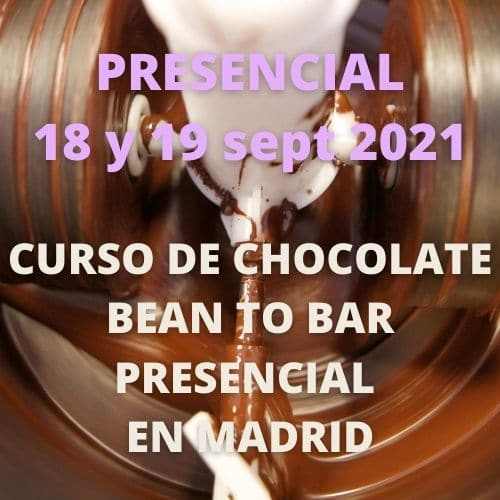 curso chocolate en Madrid